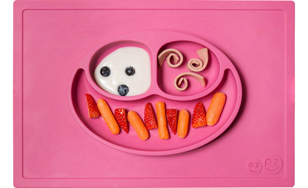 Picture of Pink The Tray by Dawn Winkelmann of ezpz