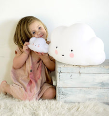 Buy the A Little Lovely Co Mini Cloud Light by A LITTLE LOVELY COMPANY from Me and Buddy