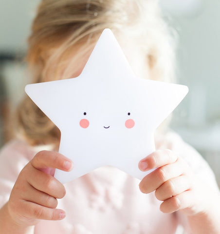 Buy the A Little Lovely Co Mini Star Light by A LITTLE LOVELY COMPANY from Me and Buddy