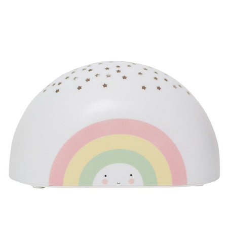 Buy the A Little Lovely Co Rainbow Projector Light by A LITTLE LOVELY COMPANY from Me and Buddy