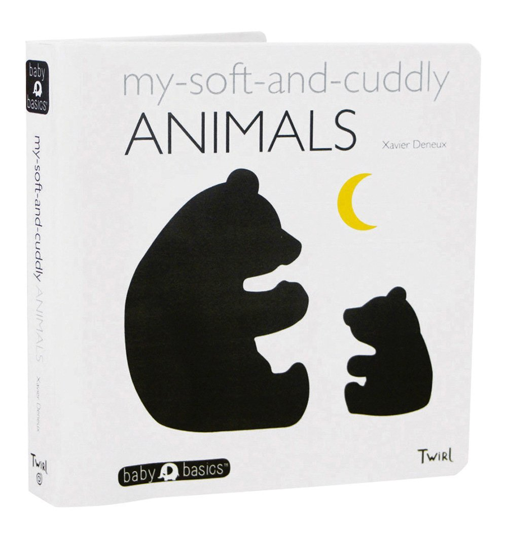 Buy the My Soft and Cuddly Animals by Xavier Deneux by ABRAMS & CHRONICLE BOOKS from Me and Buddy