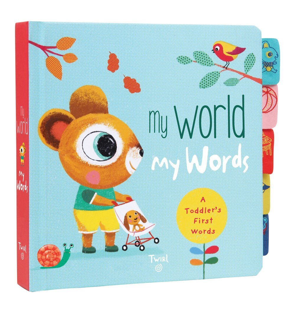 Buy the My World My Words by Marie Fordacq and Peggy Nille by ABRAMS & CHRONICLE BOOKS from Me and Buddy