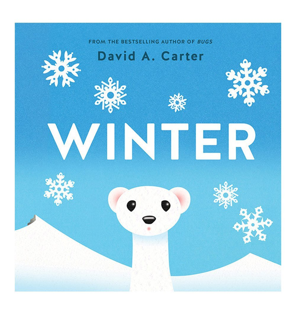Buy the Winter by David Carter by ABRAMS & CHRONICLE BOOKS from Me and Buddy