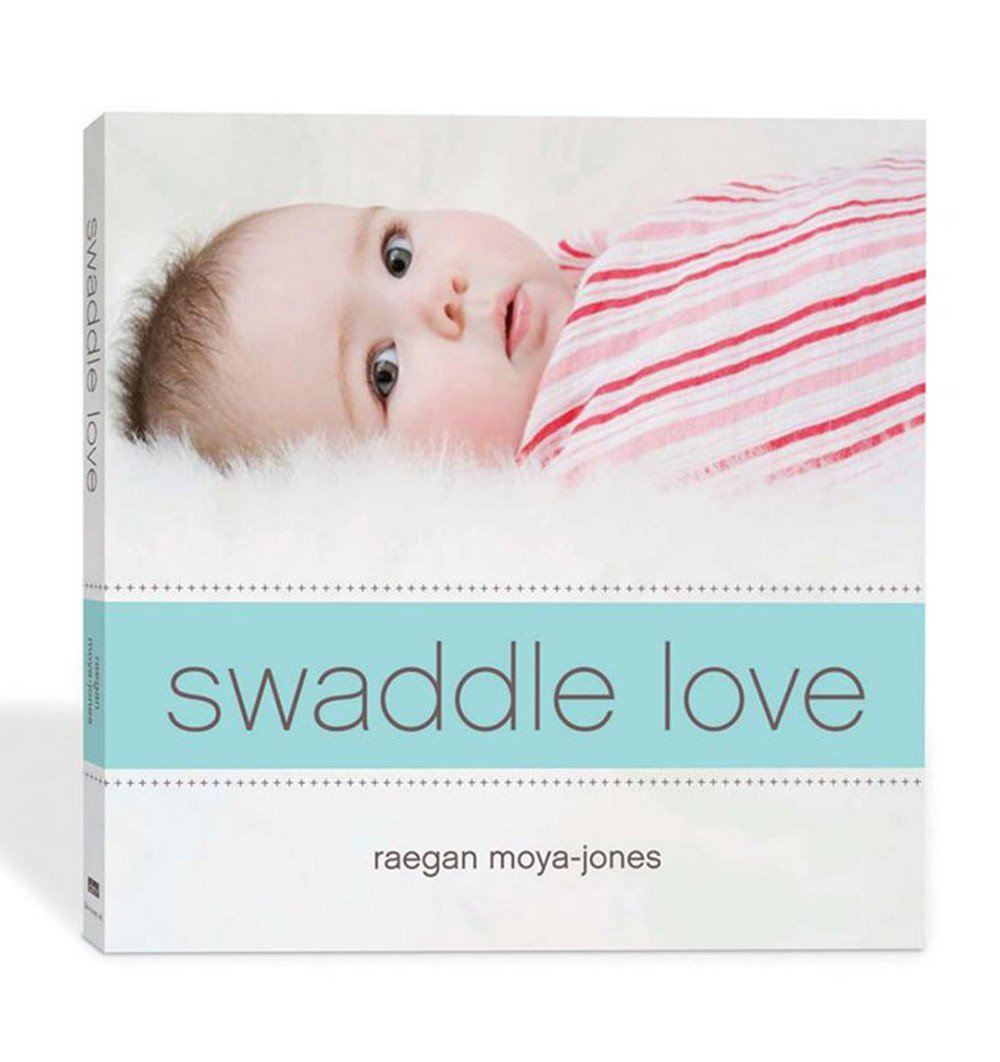 Buy the aden + anais Swaddle Love Book by ADEN + ANAIS from Me and Buddy