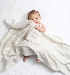 Buy the aden + anais Metallic Gold Deco Swaddles 3-Pack by ADEN + ANAIS from Me and Buddy