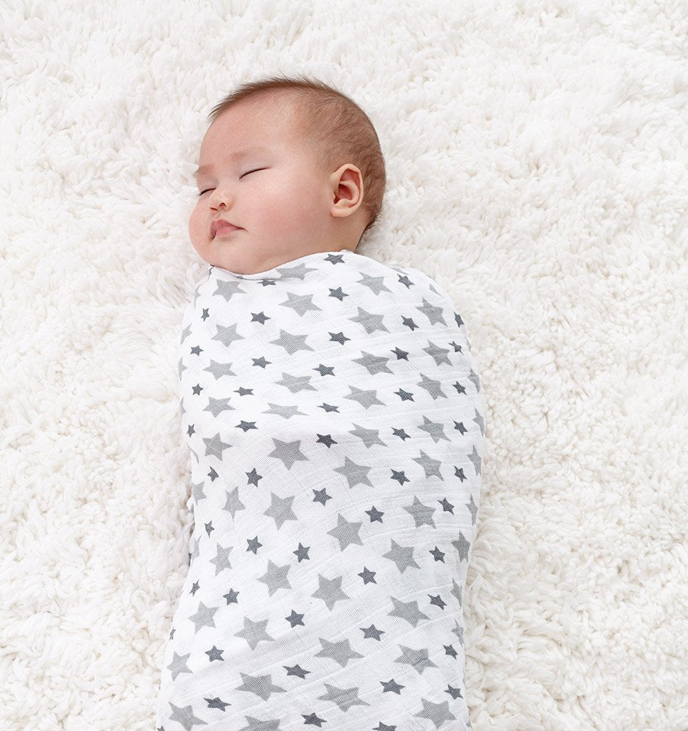Buy the aden + anais Twinkle Classic Swaddles 2-Pack by ADEN + ANAIS from Me and Buddy
