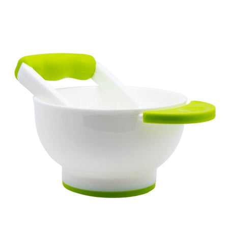 Buy the Annabel Karmel Food Masher & Bowl by ANNABEL KARMEL from Me and Buddy