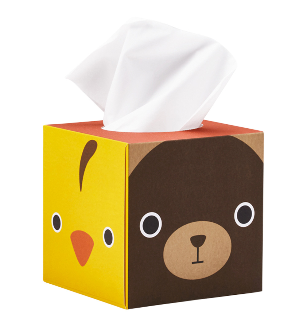 Buy the Bear & Co Tissue Box by ATISSU from Me and Buddy