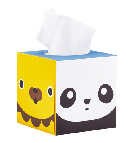 Buy the Panda & Co Tissue Box by ATISSU from Me and Buddy