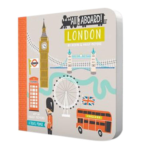 Buy the All Aboard! London by BABYLIT from Me and Buddy
