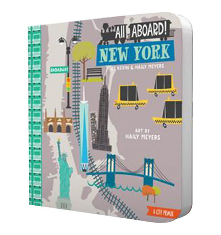 Buy the All Aboard! New York by BABYLIT from Me and Buddy