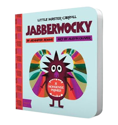 Buy the Jabberwocky: A Nonsense Primer by BABYLIT from Me and Buddy