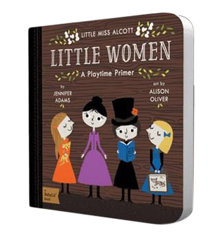 Buy the Little Women: A Playtime Primer by BABYLIT from Me and Buddy