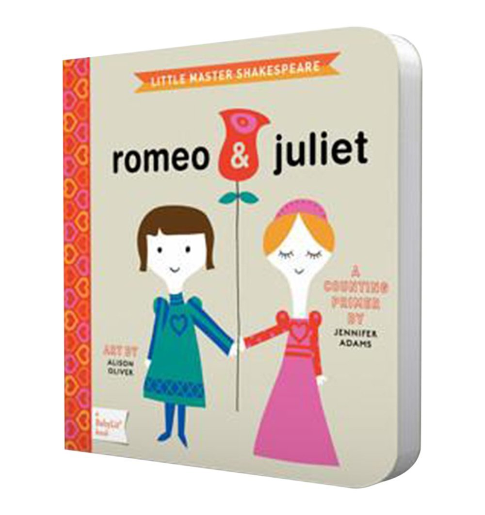 Buy the Romeo & Juliet: A Counting Primer by BABYLIT from Me and Buddy