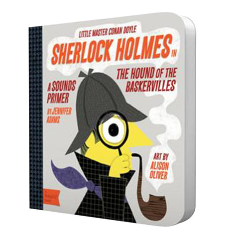 Buy the Sherlock Holmes: A Sounds Primer by BABYLIT from Me and Buddy