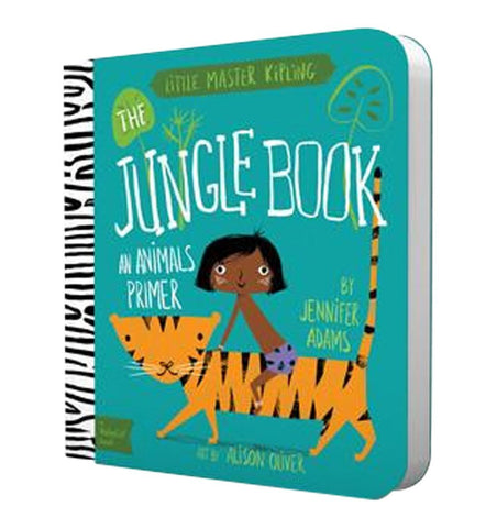 Buy the The Jungle Book: An Animals Primer by BABYLIT from Me and Buddy