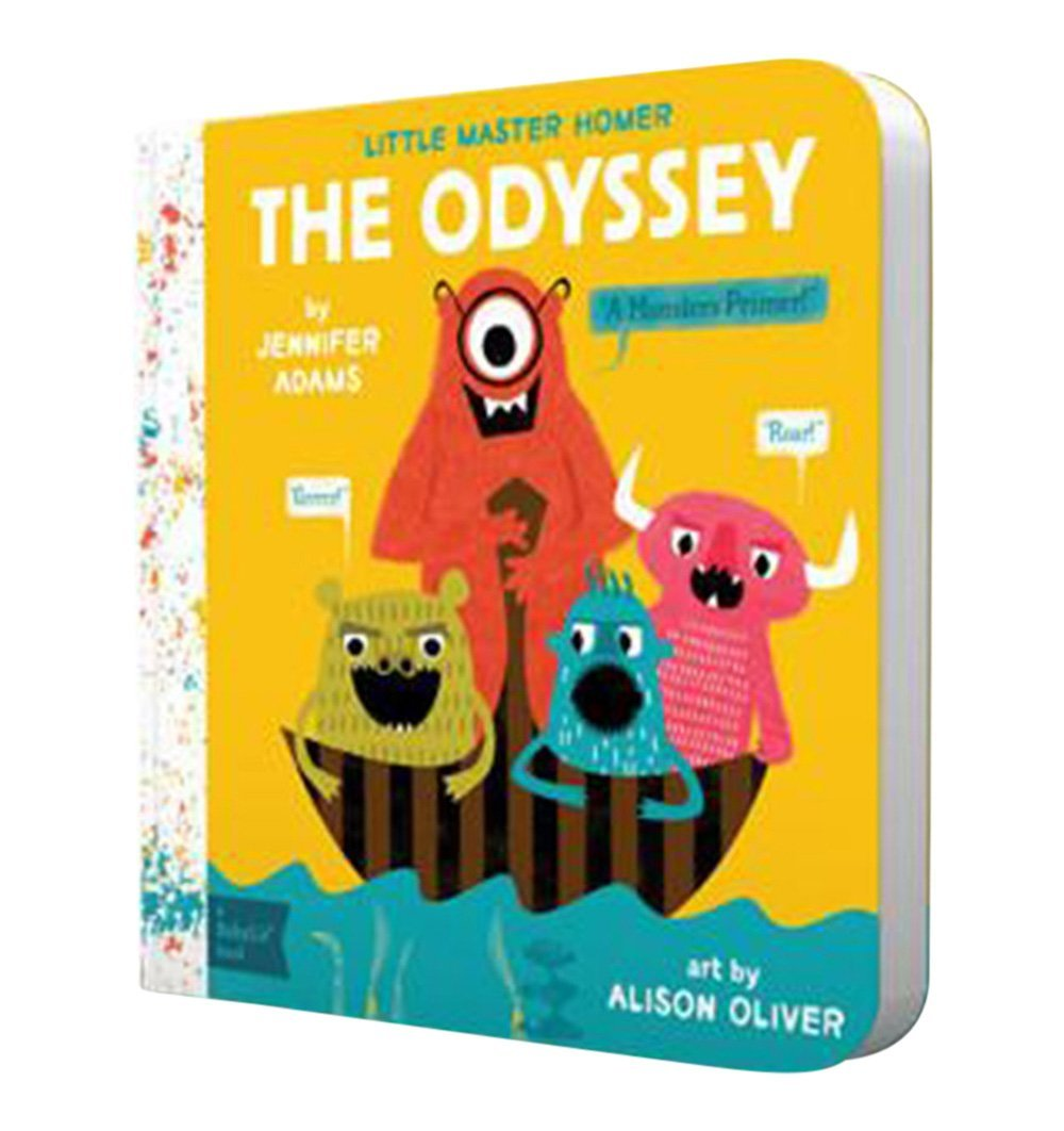 Buy the The Odyssey: A Monsters Primer by BABYLIT from Me and Buddy