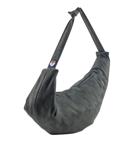 Buy the Changing Bag and Feeding Pillow in Slate Grey by BAX & BAY from Me and Buddy