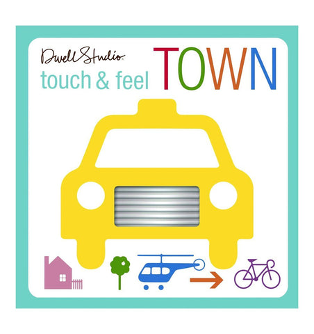 Buy the Touch and Feel Town by DwellStudio by BLUE APPLE BOOKS from Me and Buddy