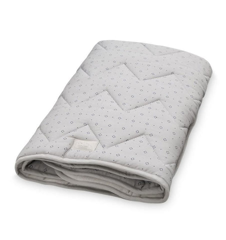 Buy the Cam Cam Baby Blanket in Grey Luca Print by CAM CAM COPENHAGEN from Me and Buddy