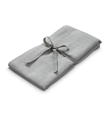 Buy the Cam Cam Soft Organic Muslin Swaddle in Grey by CAM CAM COPENHAGEN from Me and Buddy