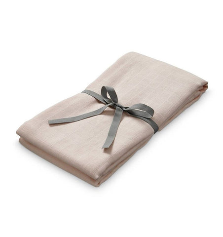 Buy the Cam Cam Soft Organic Muslin Swaddle in Nude by CAM CAM COPENHAGEN from Me and Buddy