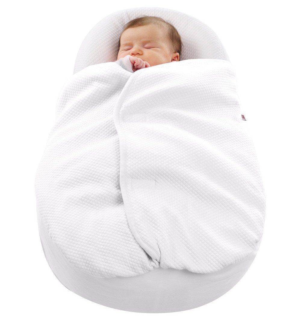 Buy the Cocoonababy Nest Blanket in White, 2 Tog by COCOONABABY from Me and Buddy