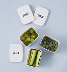Buy the Design Letters Snack Box by DESIGN LETTERS from Me and Buddy