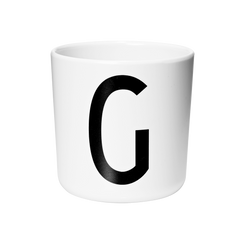 Buy the Design Letters A-Z Kids Letter Cup by DESIGN LETTERS from Me and Buddy