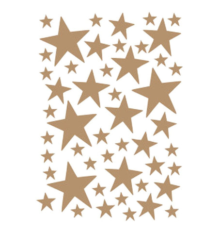 Buy the Mini Stars Wallsticker by FERM LIVING from Me and Buddy