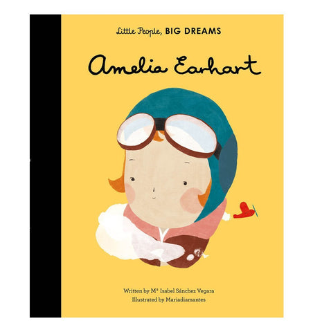 Buy the Little People, Big Dreams: Amelia Earhart by FRANCES LINCOLN from Me and Buddy