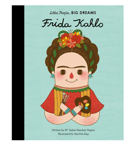 Buy the Little People, Big Dreams: Frida Kahlo by FRANCES LINCOLN from Me and Buddy