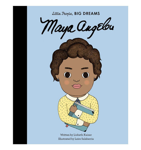 Buy the Little People, Big Dreams: Maya Angelou by FRANCES LINCOLN from Me and Buddy