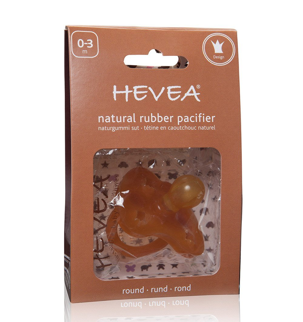 Buy the Hevea Crown Soother by HEVEA from Me and Buddy
