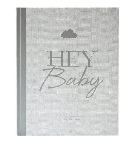 "Buy the ""Hey Baby"" Monochrome Journal by ILLUSTRIES from Me and Buddy"