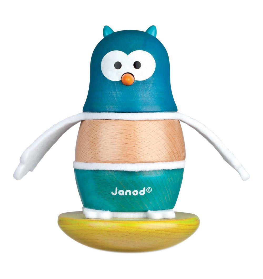 Buy the Rocking Owl Stacker by JANOD from Me and Buddy