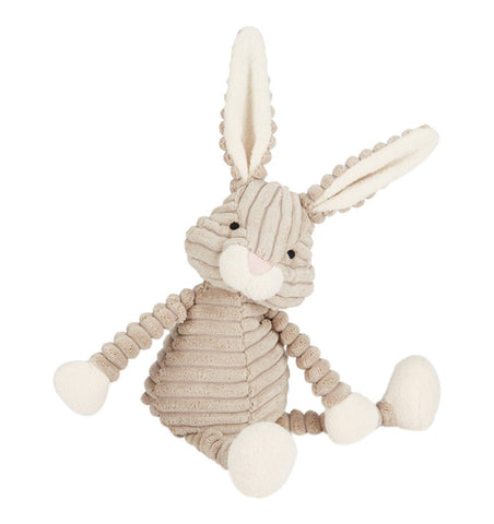 Buy the Jellycat Cordy Roy Baby Hare Soft Toy by JELLYCAT from Me and Buddy