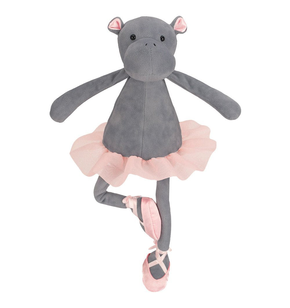 Buy the Jellycat Dancing Darcey Hippo by JELLYCAT from Me and Buddy