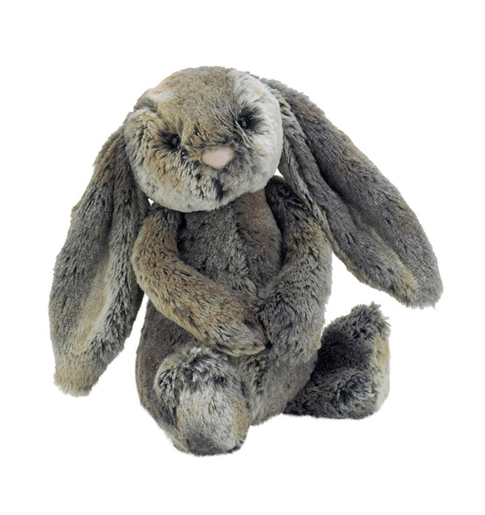 Buy the Jellycat Small Cottontail Bashful Bunny by JELLYCAT from Me and Buddy
