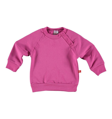 Buy the Sweatshirt in Deep Pink by LIMOBASICS from Me and Buddy