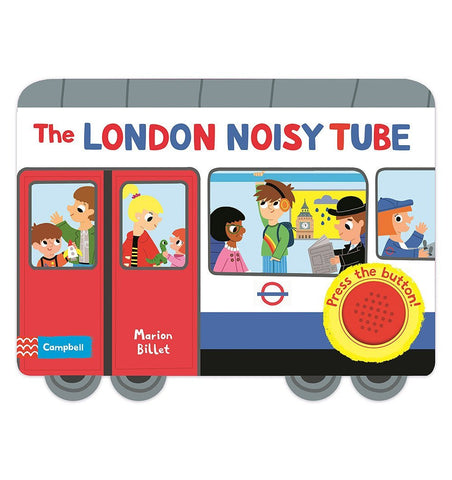 Buy the The London Noisy Tube by Marion Billet by MACMILLAN from Me and Buddy