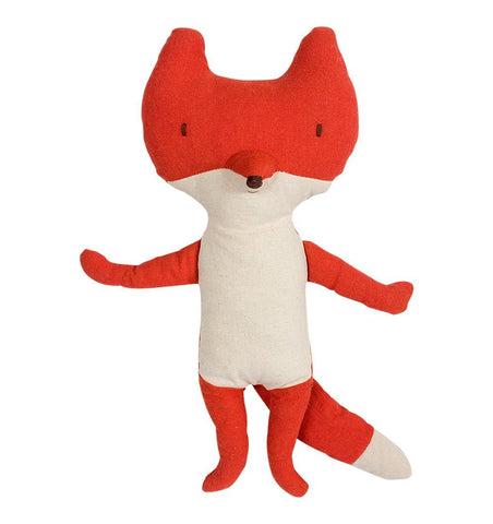 Buy the Fox Soft Toy by MAILEG from Me and Buddy