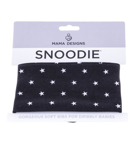 Buy the Snoodie in Black with White Stars by MAMA DESIGNS from Me and Buddy