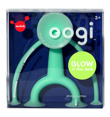 Buy the Oogi Glow in the Dark Stretchy Toy from Moluk by MOLUK from Me and Buddy