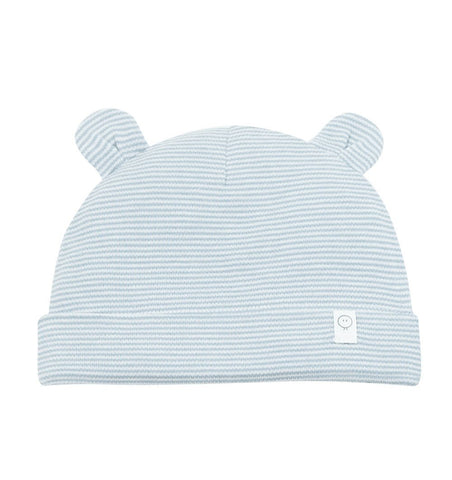 MORI Baby hat Mori Baby Bear Hat in Blue