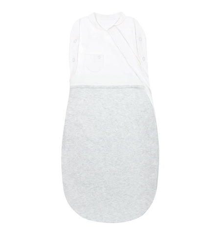 Buy the Mori Swaddle Bag in Grey by MORI from Me and Buddy