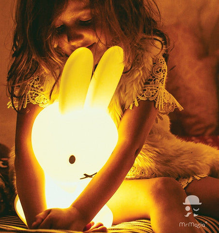 Buy the Miffy First Light Rechargeable Lamp by MR MARIA from Me and Buddy