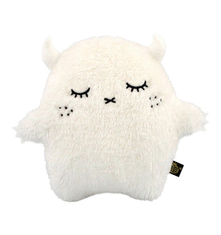 Buy the Noodoll Ricepuffy Luxe Soft Toy in White by NOODOLL from Me and Buddy