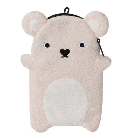 Buy the Noodoll Ricepudding Bear Zip Case by NOODOLL from Me and Buddy