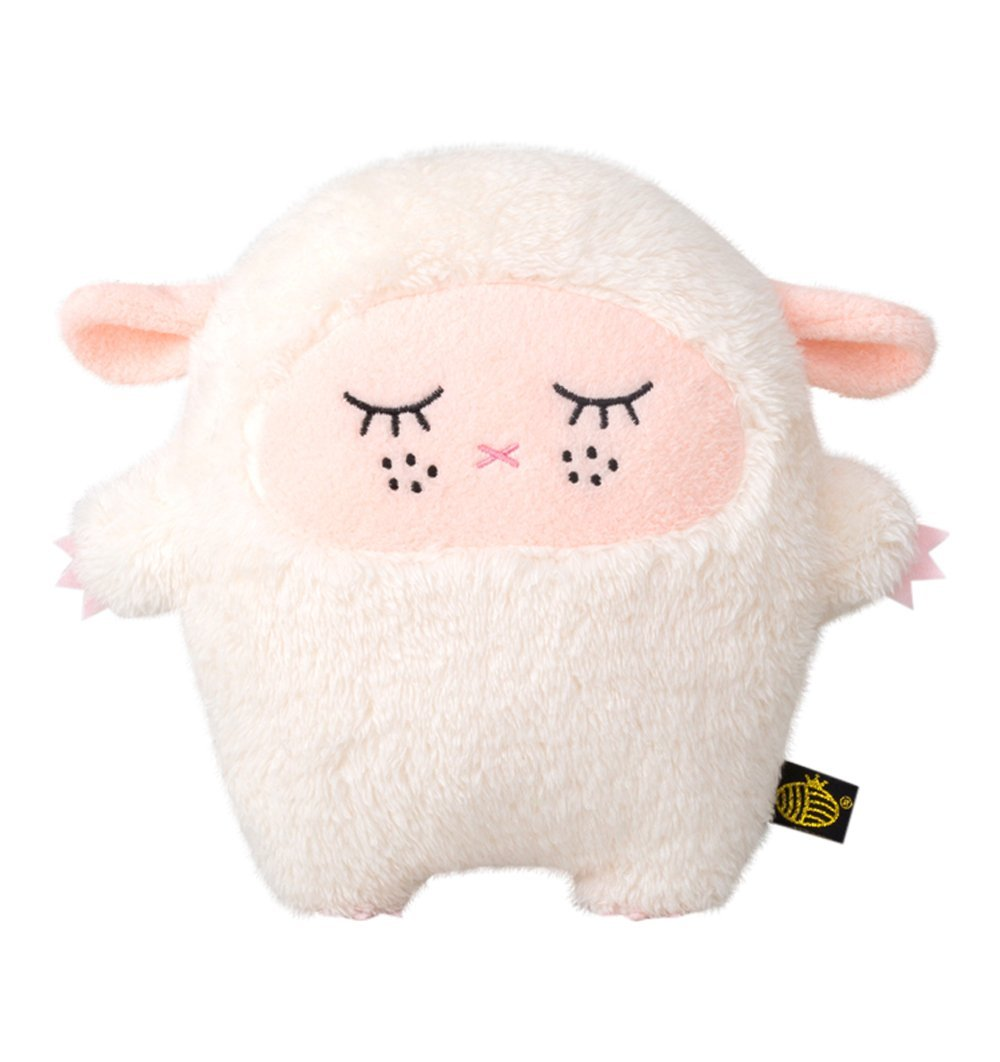Buy the Noodoll Ricemere Lamb Soft Toy by NOODOLL from Me and Buddy